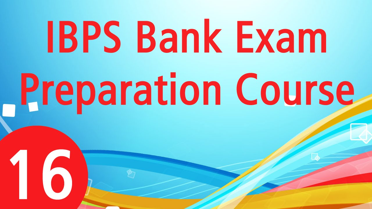 Bank Exam Preparation Course – Episode 16 – Letter Coding Position
