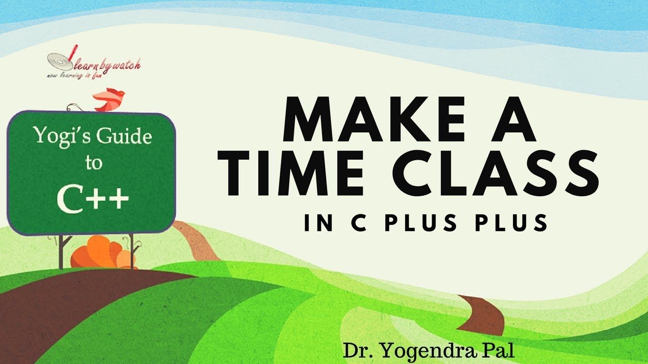 What is Time Class ?